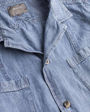 Load image into Gallery viewer, The Japanese Denim Overshirt