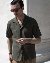 Load image into Gallery viewer, The Tropical Weave® SS Overshirt