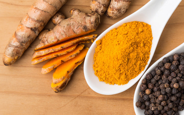 Turmeric Vs Curcumin - what's the difference?