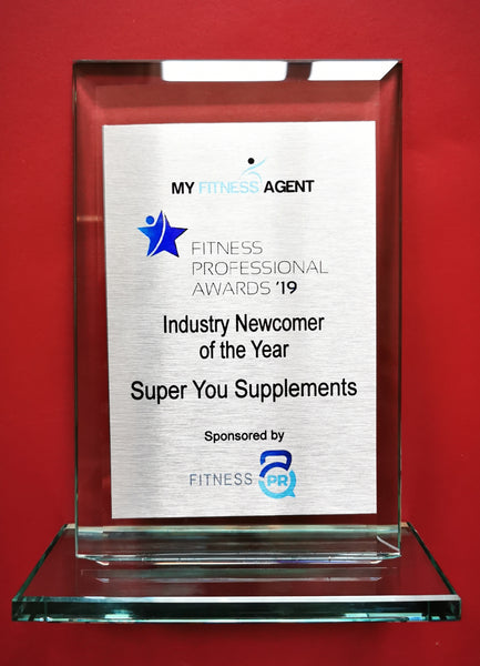 Fitness Professional Award's