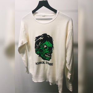 VINTAGE HORROR ZOMBIE LONG SLEEVE