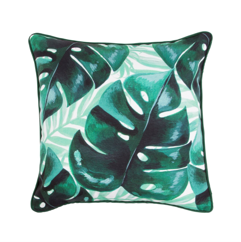 BOTANICAL JUNGLE CUSHION