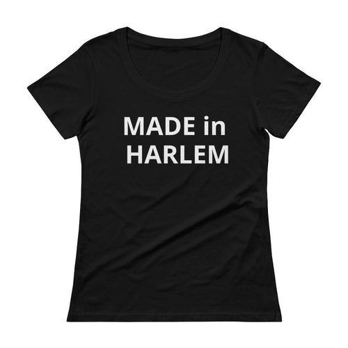 MADE IN HARLEM WOMEN'S T-SHIRT - tshirtssolutions