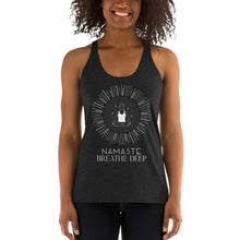 Load image into Gallery viewer, Women's Namaste Tank - tshirtssolutions