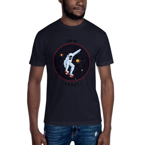 "Relaxed astronaut ""Give Me"" space - tshirtssolutions"