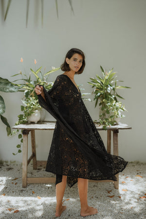 Mérida Lace Tunic Long | Special Edition