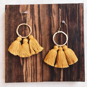 Agua de Mar earrings