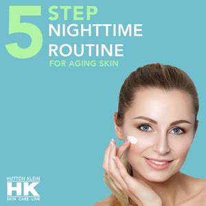 The Ultimate 5-Step Anti-Aging Skincare Routine – Nighttime