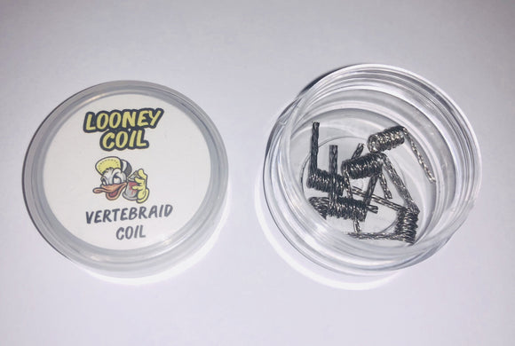 Looney coils- Vertebraid