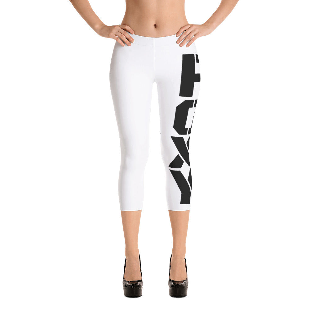 FOXY Ops Capri Leggings