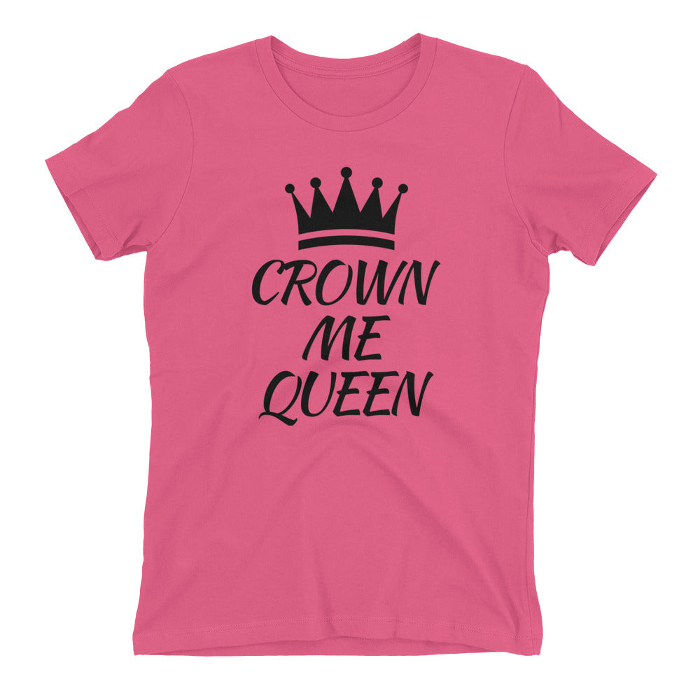 Crown Me Queen Women's Tee
