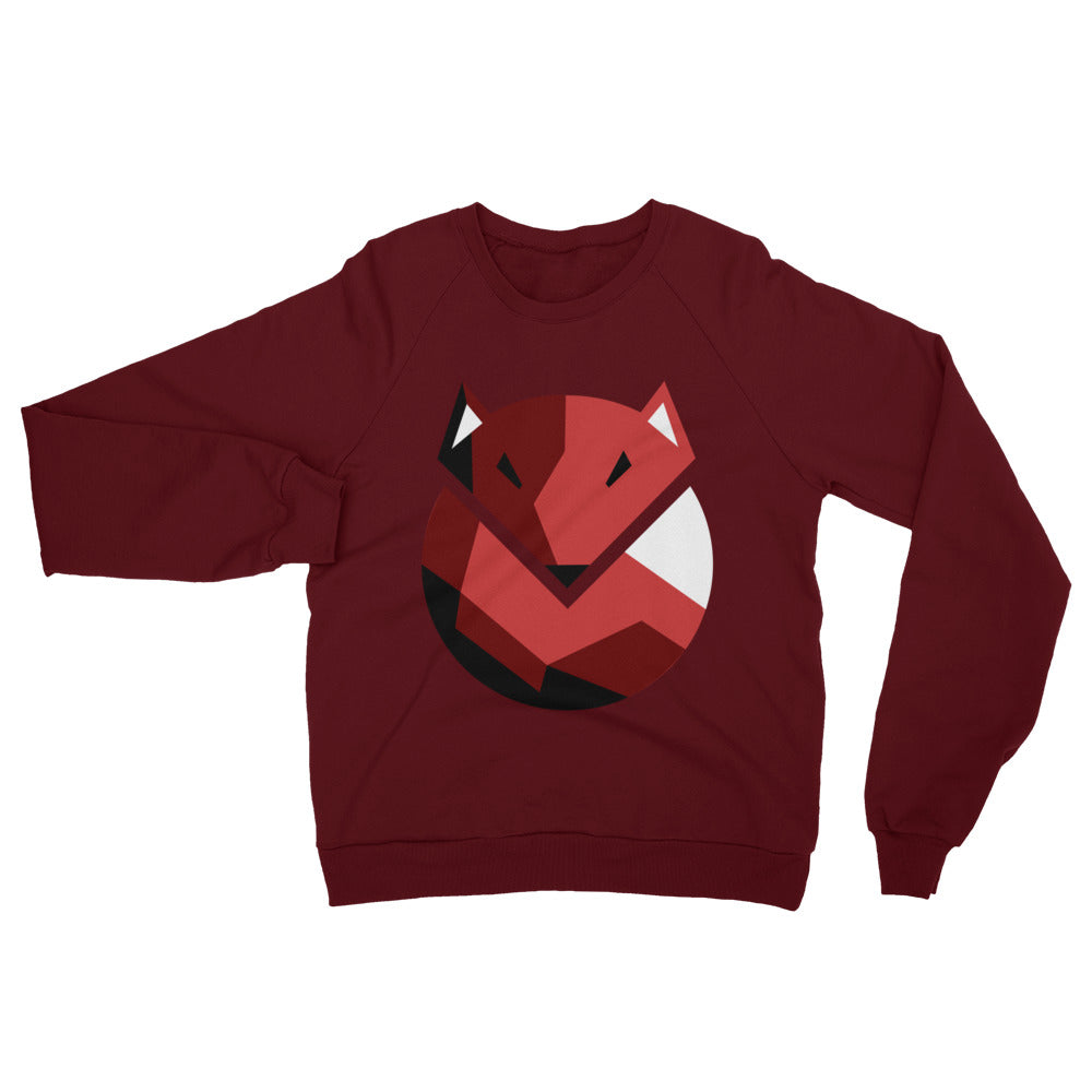 FOXY California Fleece Raglan Sweatshirt