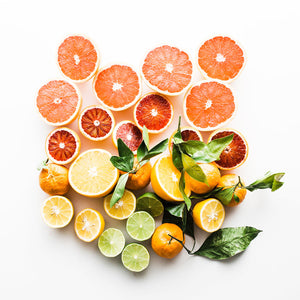 Citrus Vibe Body Butter Ingredient Example Image