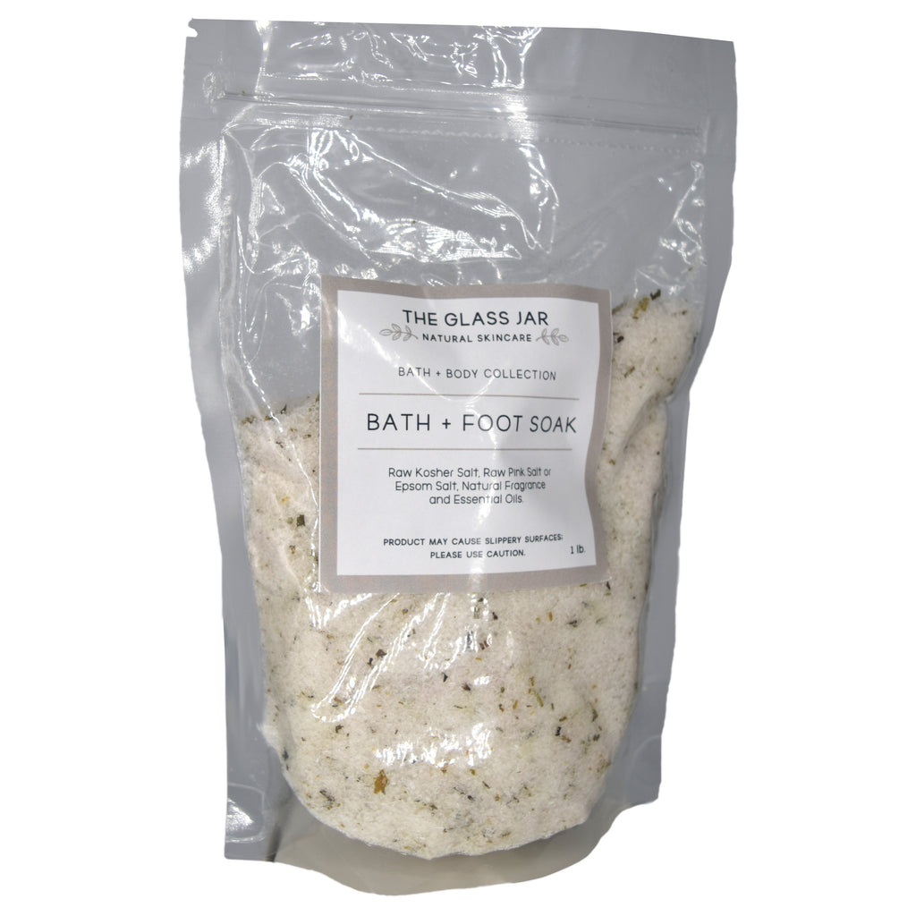 Breathe Well Eucalyptus Bath Soak