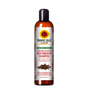 Strong Roots Red Pimento Shampoo