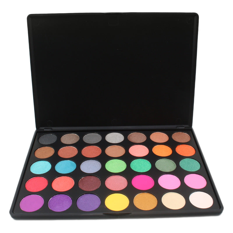 Amazona High Pigment Eyeshadow Palette