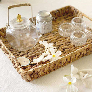 Sea Grass Rectangle Tray