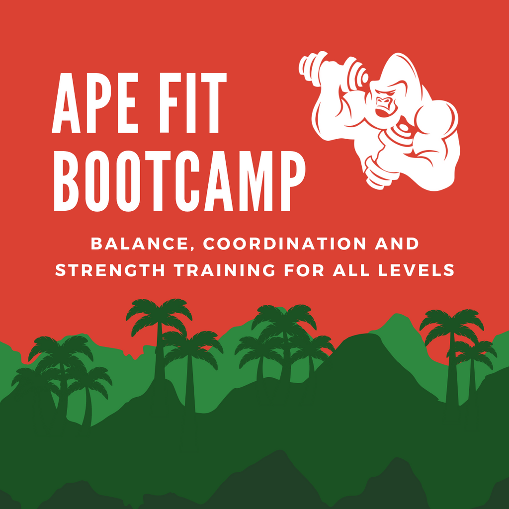 Ape Fit Bootcamp