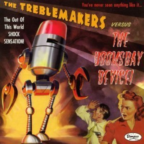 Treblemakers Vs the Doomsday Device