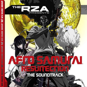 RZA Presents: Afro Samurai The Resurrection