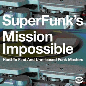 Super Funks Mission Impossible / Various