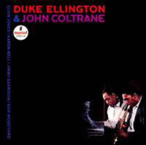 Duke Ellington & John Coltrane (reissue)
