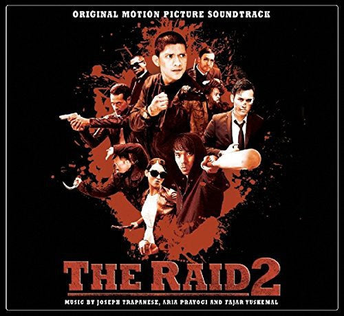 The Raid 2 (Original Motion Picture Soundtrack)