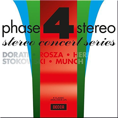 Phase Four Stereo Concert Series / Various