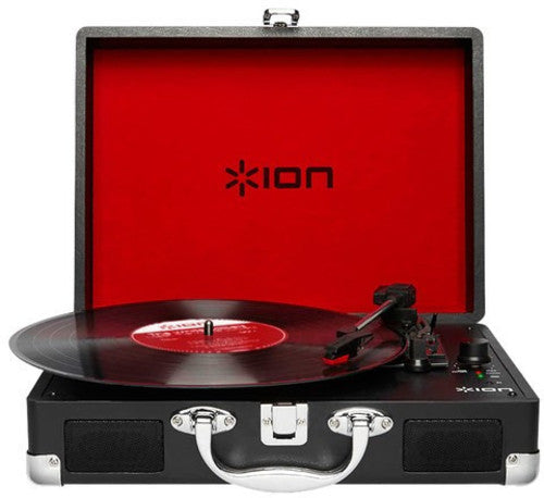 ION IT45 Vinyl Motion Suitcase Turntable