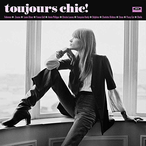 Toujours Chic: More French Girl Singers of 1960S