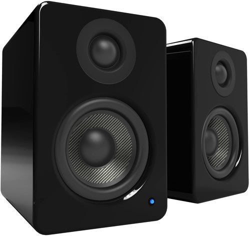Kanto YU2 Powered Desktop Speakers (Gloss Black)