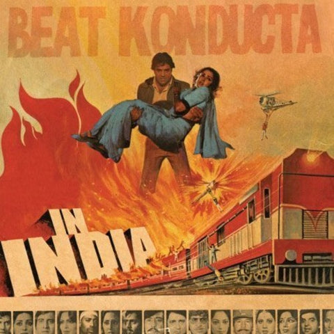 Beat Konducta In India Volume 3