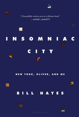 Insomniac City New York, Oliver, and Me