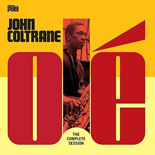 Ole Coltrane: The Complete Session
