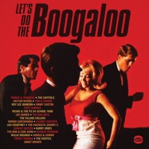 Let's Do The Boogaloo / Various