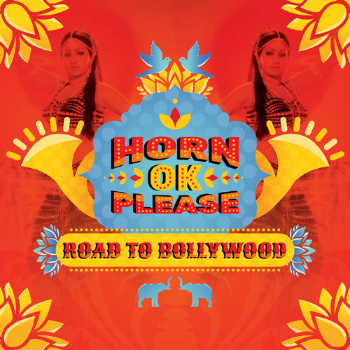 Horn Ok Please: Road To Bollywood (Various Artists)