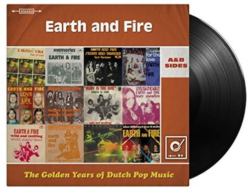 Golden Years Of Dutch Pop Music: A&B Sides