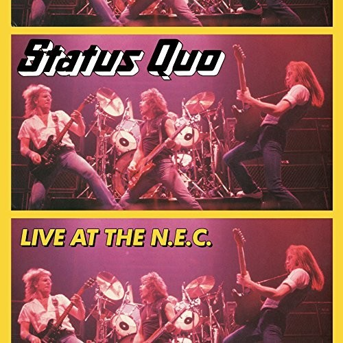 Live At The N.E.C