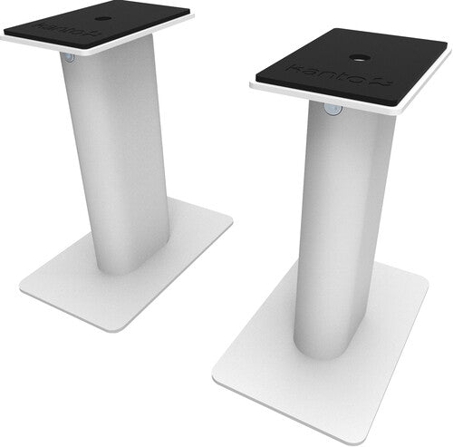 Kanto SP9W Universal Desktop Speaker Stands 9 Inch White