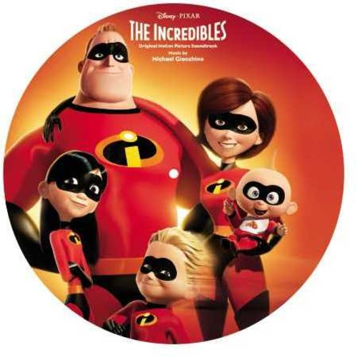 The Incredibles (Original Motion Picture Soundtrack)