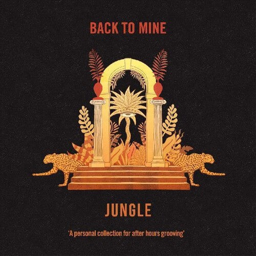 Back To Mine - Jungle (Various Artists)