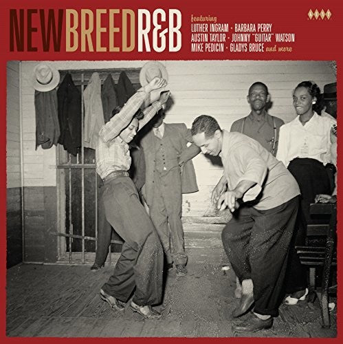 New Breed R&B / Various