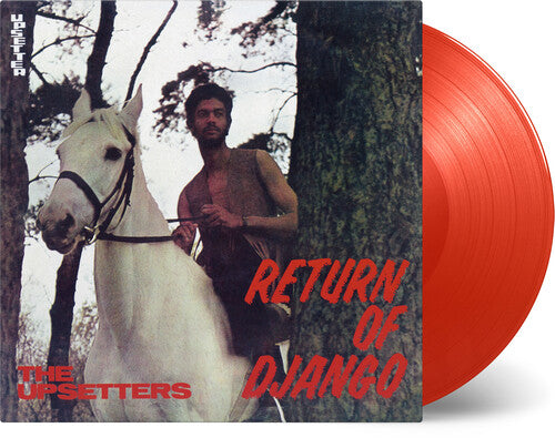 Return Of Django [Limited Orange Colored Vinyl]