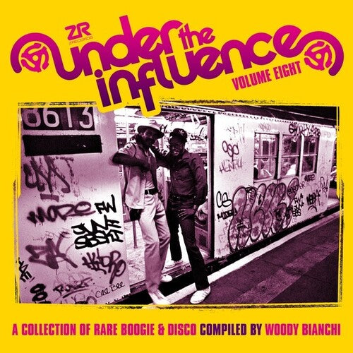 Under The Influence Volume Eight
