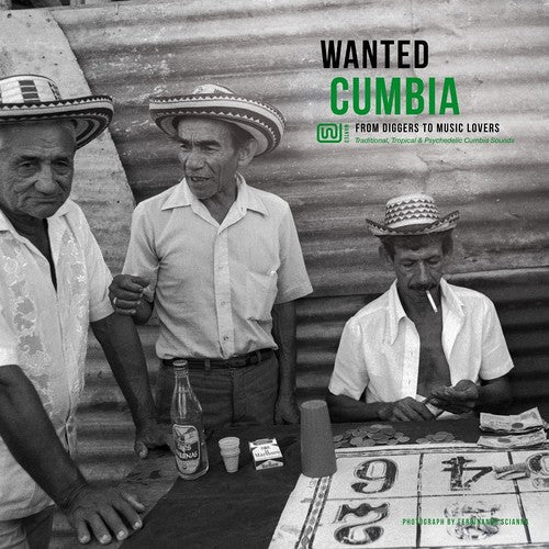 Wanted Cumbia / Various