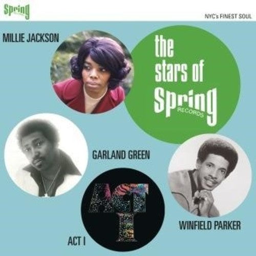 Stars Of Spring / Various