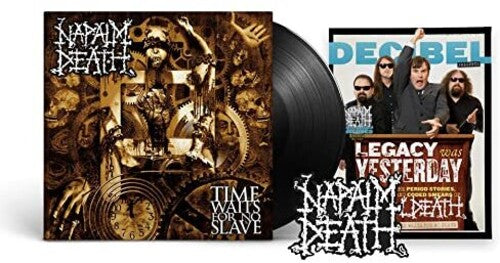 Time Waits For No Slave (decibel Edition)