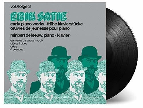 Satie: Early Pianoworks Vol 3