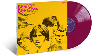 Best Of Bee Gees (Limited Translucent Purple Vinyl)