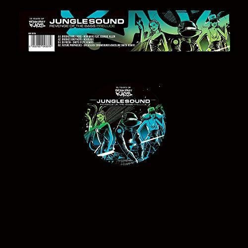 Junglesound: The Revenge Of The Bass Album Sampler / Various